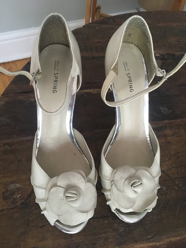 Call It Spring Size 9 Heels 5