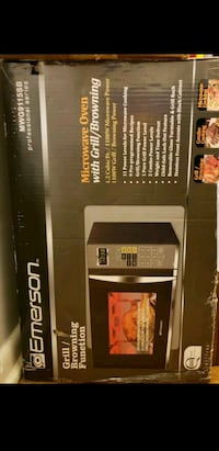 Microwave oven with browning/ grilling  Alexandria, 22312