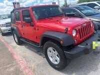 2013 - Jeep - Wrangler Houston