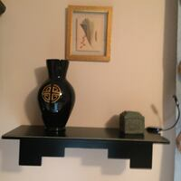 Black with gold pin stripping shelf Kalamazoo, 49009