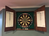 Pub style dart board - still soft for playing and comes with markers and eraser  Rockville, 20852