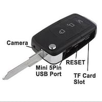 Mini Spy Car Key Chain DV Motion Detection Camera Hidden Toronto, M3C 1C5