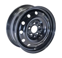 Brand New in Box Steel Rims.  PERFECT for winter tires . Price is FIRM Pickering, L1V 6X5