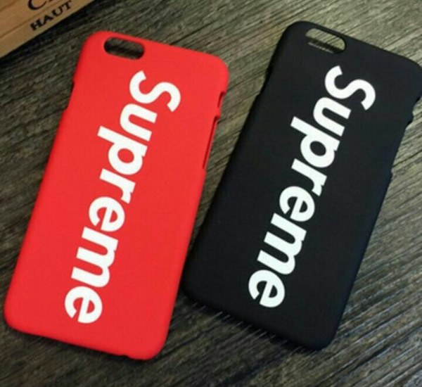 quality design eea43 36e6e New Supreme IPhone Cases For 6 / 7 /8