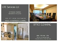 Cleaning Services Humble, 77338