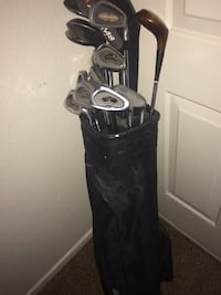 NEED TO SELL TODAY! FULL SET OF MACGREGOR GOLF CLUBS