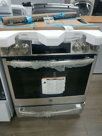 """GE gas stove stainless steel 30"""" Vaughan, M9L 2V1"""