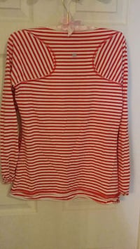 Lululemon Long Sleeve Striped Shirt Kingston, K7K 6R9