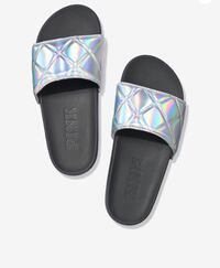 Brand New Victoria's Secret Slides.  Size Medium  I have 2 pairs asking $30 a piece or 2 for $50 Pensacola, 32534