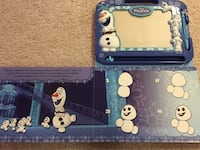 Frozen - Drawing and Writing Pad