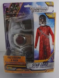 Star Lord Costume Martinsburg