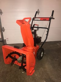 """Ariens 520 Consumer Two-Stage (20"""") 5-HP Snow Blower (Recoil Start) 589 mi"""
