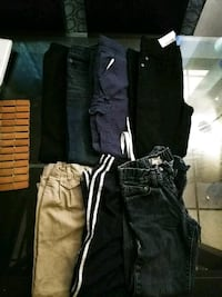 Boy pants/ denim jeans size 7/8 take all