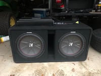 1000W amp + 2 12in Kicker CompR Tallahassee, 32312