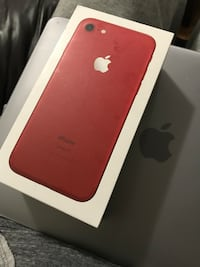 iPhone 7 Product Red New York, 11220