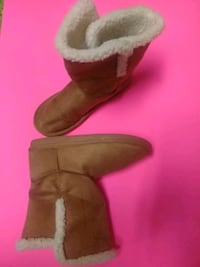 JUSTICE girls sz. 5 boots Weston, 43569