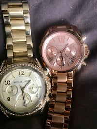 Ladies Micheal Kors watches Calgary, T2W