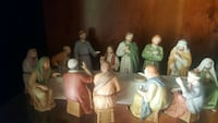 the last supper ceramic figurine Cathedral City, 92234