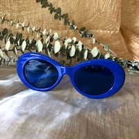 """Blue """"Willy Wonka"""" look sunglasses  Chicago, 60609"""