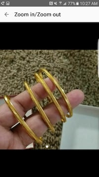 Bollywood style set of 4 bangles  Woodlawn, 21244