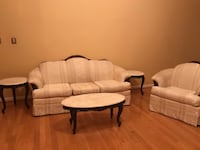Elegant 5 piece living room set in excellent condition Silver Spring, 20906