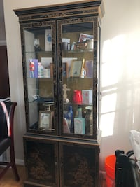 Chinese modern Glass cabinet  Forest Heights, 20745
