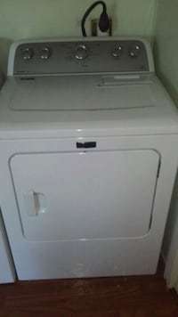 white front-load clothes dryer Kansas City, 64127