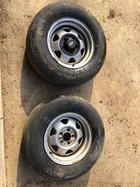 Tires/rims from Cherokee xj  West Friendship, 21738