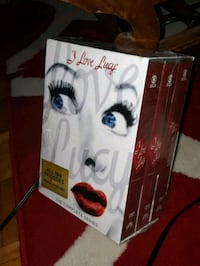"""I Love Lucy"" ENTIRE DVD SET 194 episodes.  Chatham-Kent, N7L 2Y9"