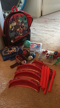 Bakugan toy bundle Cotati, 94931