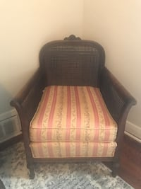 Antique Hand Woven chairs (2) Must Sell Toronto, M3H 4A1