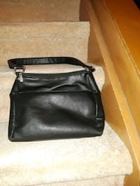 women's black leather purse used good condition pick-up Warren Michiga Warren
