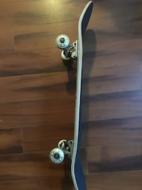black and white skateboard  Surrey, V3S 2W9
