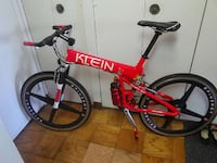 red and black ktein road bicycle New York, 11354