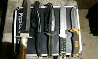 knife collection Medford, 97501