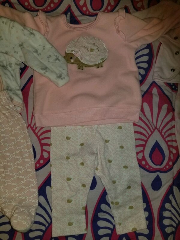 Baby girl outfits Newborn and 0-3 months  57e657fb-720a-4736-8f35-baa13106a494