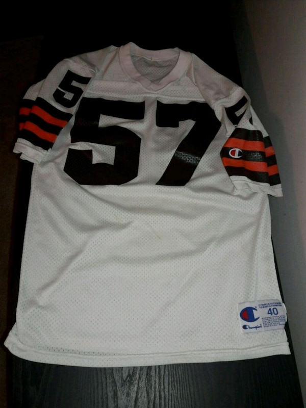 on sale fa245 8cff8 Clay Matthews Browns jersey M/L