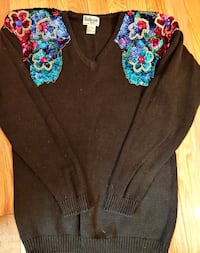 Ornate Sweater Laurel