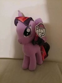 Plush Twilight Sparkle from My Little Pony Woodinville, 98072