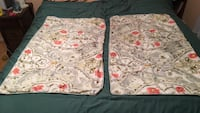 2 King Size VCNY Pillow Shams Coppell, 75019