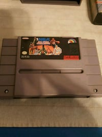 NbA all star challenge for the SNES Mesa, 85204