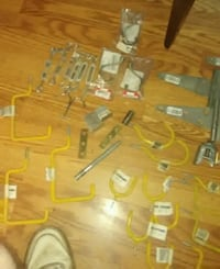 Tool hangers and other stuff