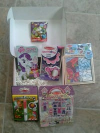 Girls 3-6 Toy Box On the Go Activitys Set  Victoria County