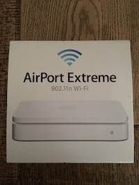 Apple AirPort Extreme router 802.11n Montréal, H4N 0B6