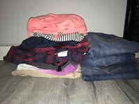 Clothing lot  Barrie, L4M 1A4