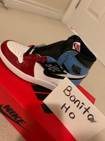 Fearless UNC size 5