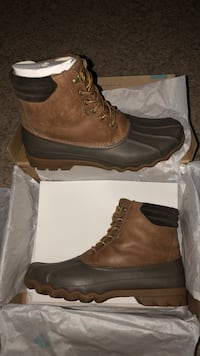 Sperry Duck Boots Size:11 Cowarts, 36321