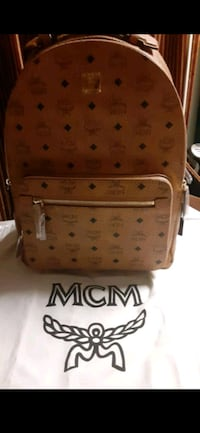 MCM Backpack Authentic