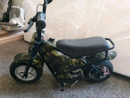 Kids electric motorcycle,brand new battery no charger