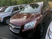 2016 - Chevrolet - Trax Capitol Heights